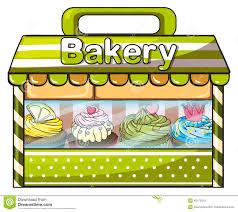 Bakery Store Stock Illustrations 6201 Bakery Store Stock