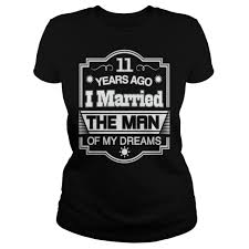 Company Anniversary T Shirt Design Ideas Company Anniversary T Shirt Design Ideas 12 Years Ago I Married The Man Hoodie