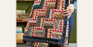 Make a Homespun Quilt to Enjoy for Years - Quilting Digest & Make a Homespun Quilt to Enjoy for Years Adamdwight.com