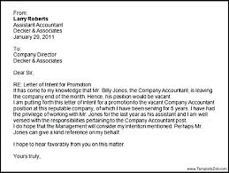 How To Write A Letter Of Intent For A Job 15 Sample Letters Of Intent For A Job Profesional Resume
