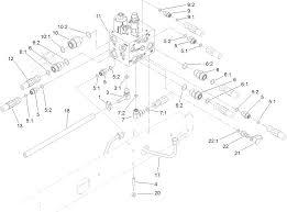 Manifold block installation assembly