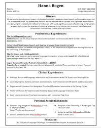 pathologist resume pathology resume examples speech language washington -  Sample Resume For Speech Language Pathologist