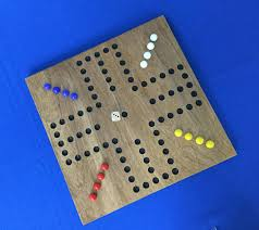 Wooden Marble Game Board Aggravation Aggravation Game Board Wood Glass Marbles 100 Player 25