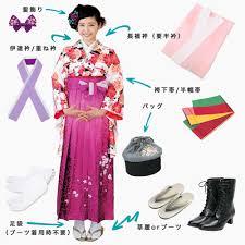 袴の着付けって何が必要なの 01kyoetsu Honten