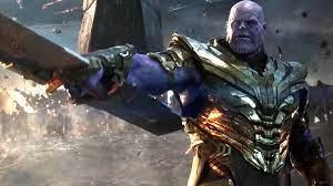 In Avengers: Endgame, Thanos's sword ...