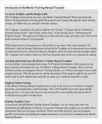 Instruction Manual Template 10 Instruction Manual Templates Pdf Word Download Free