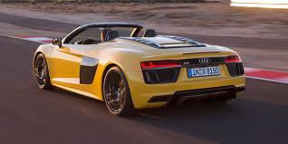 BBC - Autos - Audi reveals the R8 Spyder