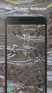 3d Rain Live Wallpaper For Android Apk Download