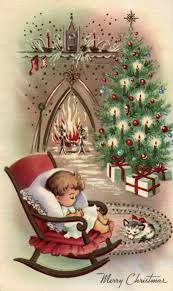 Christmas Cards Images Printable Vintage Christmas Cards And Images Vintage Vinta