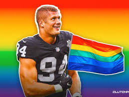Nassib also announced he is donating $100,000 to the trevor project. Kr4zmgqiowahzm