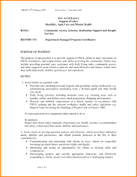 Care Worker Resume Aged Care Resume Template Freeocial Work Templatesample New