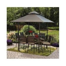 patio dining set oversized outdoor