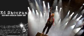 Ed Sheeran Td Garden Boston Ma Tickets Information