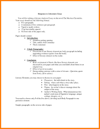 literary analysis essay format budgets examples literary analysis essay format examples of literary analysisys papers how to writey resume a critical jpg