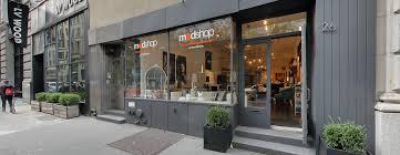 modern decor stores modern furniture new york interior design