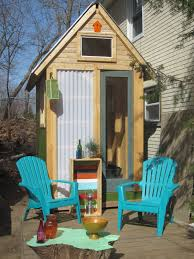 tiny house workshop. A Tiny, Tiny House On Wheels- Built At Deek\u0027s MA Workshop