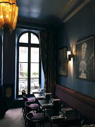 chez la vieille dining room