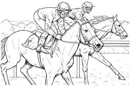 Small Picture KY Horse Horse Race in Horses Coloring Page Geography Pinterest