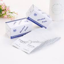 Buy <b>Medical Alcohol Cellucotton Pad</b> 100PCS - In Stock Ships Today!