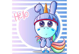 You can copy, modify, distribute and perform the work, even for commercial purposes, all without asking permission. Free Download Cute Baby Unicorn Svg Available In All Formats