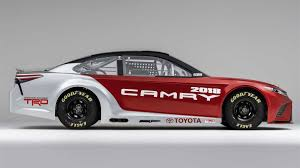 Toyota's 2018 NASCAR Camry Quite Possibly Wants To Eat You