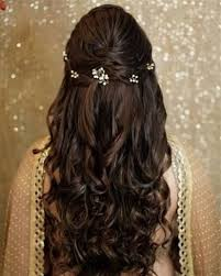 Every bride dreams about having her best hair day ever on her wedding day. Hairstyle For Indian Wedding Function 2021 Best Hair Looks