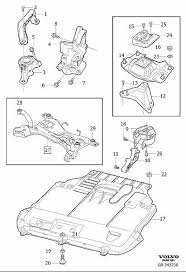 pass side engine mount bracket install diagram volvopartswebstore com im gr 343236 jpg