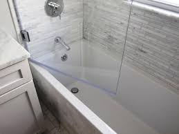 amazing bathtub glass panel uk 76 bathtub doors glass frameless bathtub design