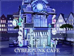 Sims 4 Cyberpunk Cc