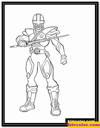 Printable Power Rangers Coloring Pages 16 Free Printable Power