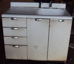 vintage metal kitchen cabinets craigslist sets design ideas