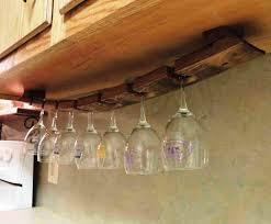 hanging wine glass rack ikea