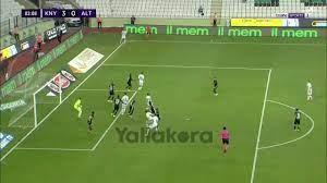 كوكا يصنع هدف مع قونيا سبور أمام ألتاي