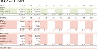 finances excel template budget template in excel