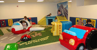 Baby Play Area Seattle Airport With Kids Play Areas Rocking Chairs And More