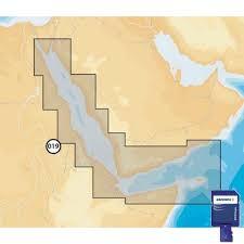 Navionics Navionics Small Sd Red Sea Aden Gulf