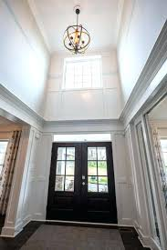 two story foyer chandelier for two story foyer chandelier fascinating paneled wall transitional height 14 two