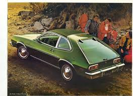 Ford Pinto--The old days - It ran good - did not blow up - mine ...