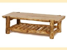 Sliced Log Coffee Table Log Coffee Table And End Tables In Your Place For Home Design