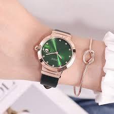 <b>GUOU</b> Women's Fashion Quartz Watch 8208 | Shopee Malaysia