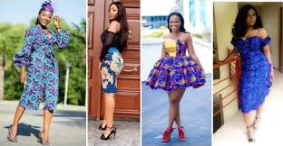 Ankara Shorts Designs For Ladies Latest Ankara Styles Ankara Short Gown Styles 2018 2019