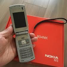 NOKIA N71 (Vodafone 804NK) black SIM ...