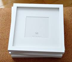 modern white picture frames. Nice Quality Square White Frames Modern Picture H