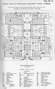 as it was in the beginning parliament house in 1927 parliament of australia