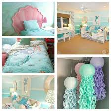 little mermaid bedroom mermaid decor