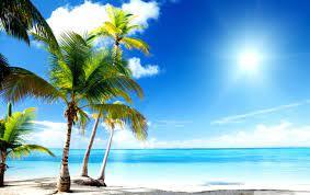 Free Tropical Beach Wallpapers Desktop ...