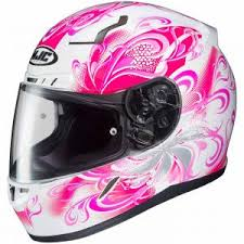 Hjc Womens Cl 17 Cosmos Helmets 2017 Mx South