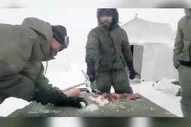 Video Indian Soldiers In Siachen Glaciers Extreme