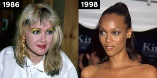 the makeup trends from the year you were born por makeup trends by year
