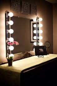 lighting for makeup mirror. vanity mirror with light bulbs around it also bedroom and lights lighting for makeup